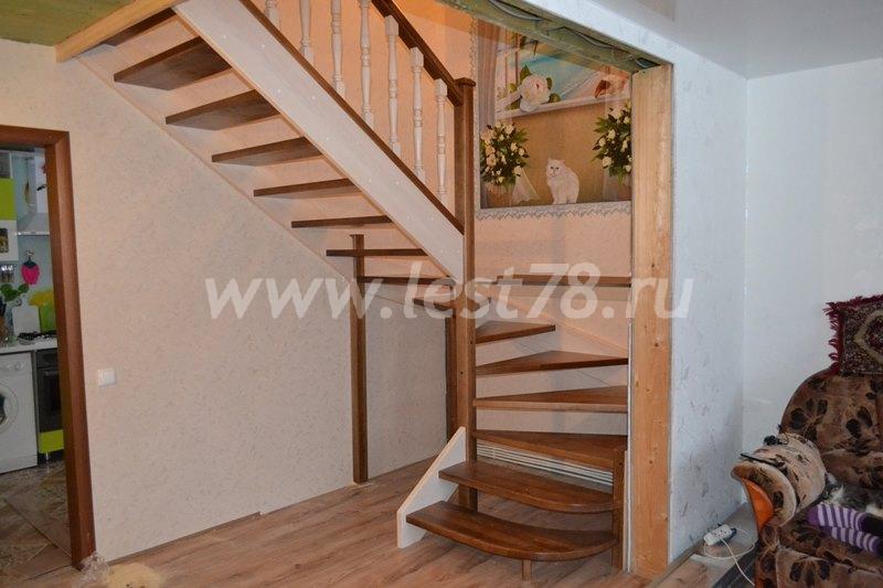 Балясины деревянные для лестниц купить в нашем магазине из